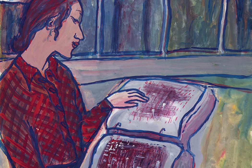 GRISELDA POLLOCK on THE LIFE AND WORK OF CHARLOTTE SALOMON