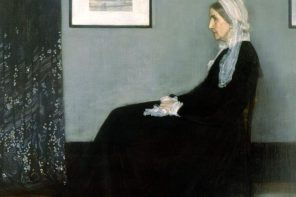 Reflections on Whistler's Mother by Author Daniel E. Sutherland