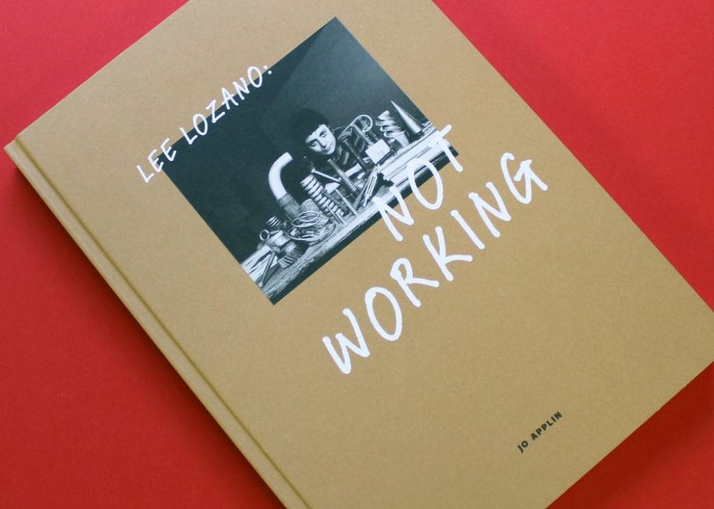 Lee Lozano cover