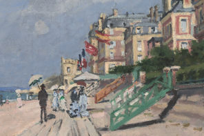 Monet and Architecture: An interview with Richard Thomson
