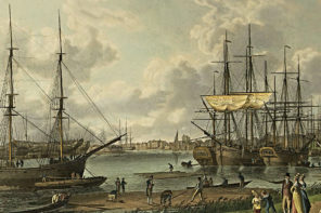 Five Things You Might Not Know About London's Maritime History