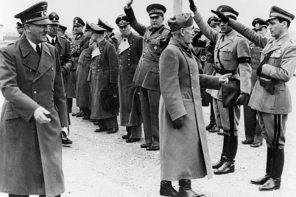 Mussolini and Hitler – Christian Goeschel