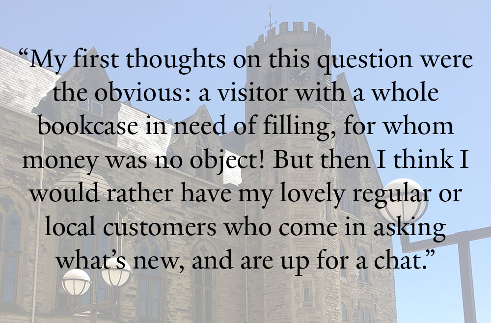 Ampleforth Abbey Quote