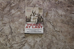 Peace at Last: A Portrait of Armistice Day by Guy Cuthbertson – An Extract