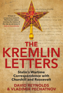 Cover of 'The Kremlin Letters'