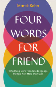 Four Words For Friend cover