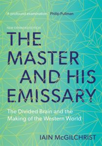 Front cover of 2019 ed. of 'The Master and His Emissary'
