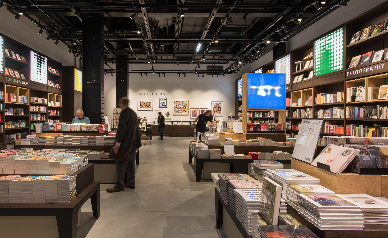 modern tate bookshop terrace london month