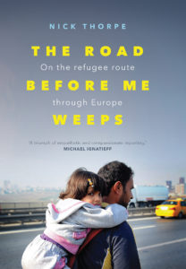 The Road Before Me Weeps front cover