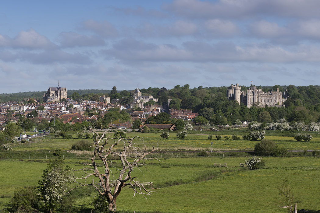 TRAVELS THROUGH WEST SUSSEX – THE PEVSNER PERSPECTIVE