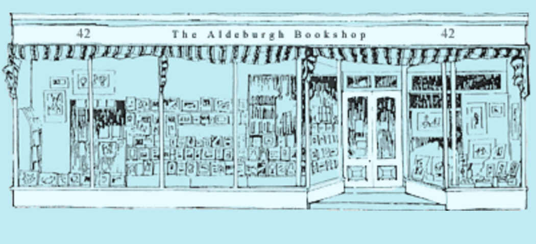 Illustration of Aldeburgh Bookshop