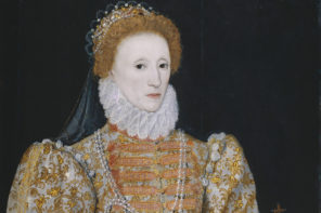 The Elizabethan Image by Sir Roy Strong – An Extract