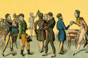 Younger Sons of Regency England (Part II) – William Yescombe
