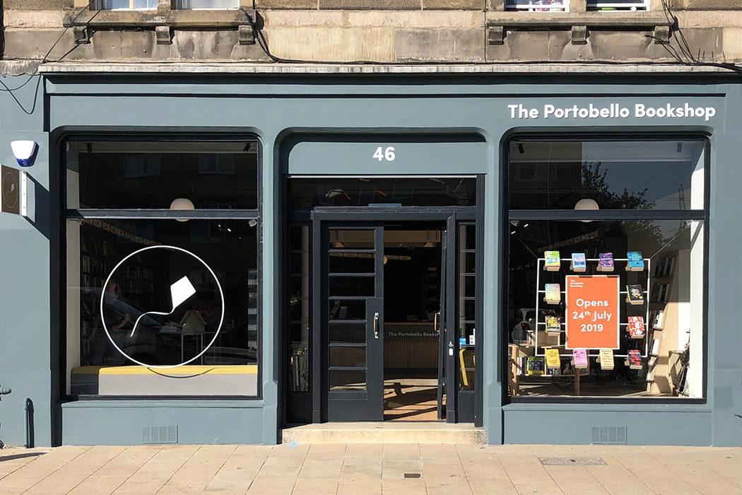 The Portobello Bookshop exterior