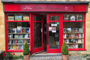 November's Bookshop of the Month – The Borzoi Bookshop, Stow-on-the-Wold