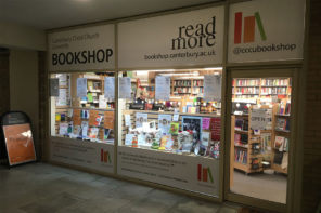 December's Bookshop of the Month – Canterbury Christ Church University Bookshop