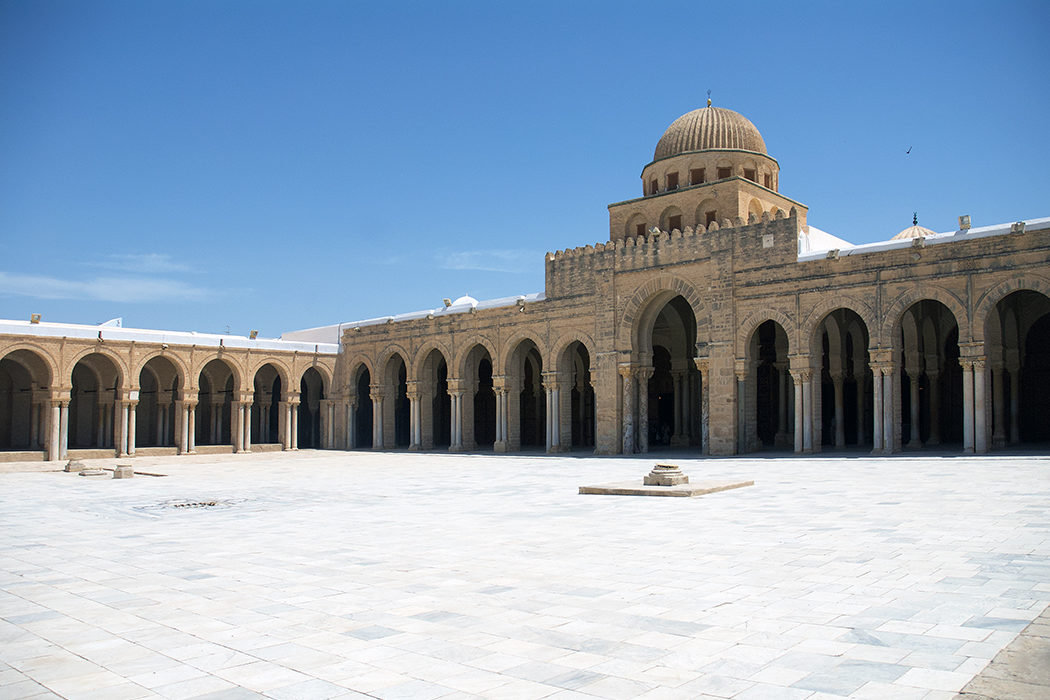 ARCHITECTURE OF THE ISLAMIC WEST: INNOVATIVE, IMPRESSIVE AND … OVERLOOKED?