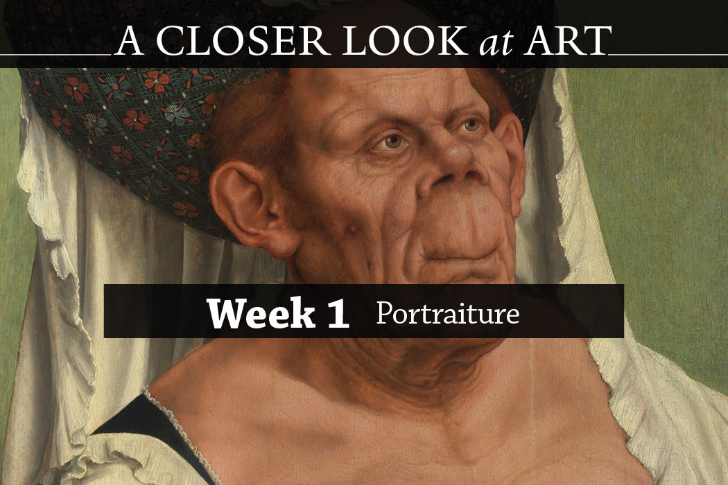 A CLOSER LOOK AT ART: PORTRAITURE