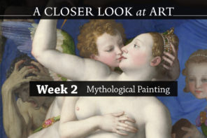 A Closer Look at Art | Mythological Painting