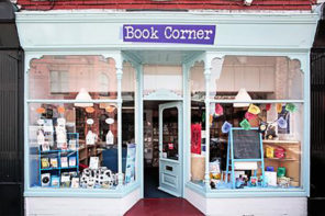 July's Bookshop of the Month – Book Corner