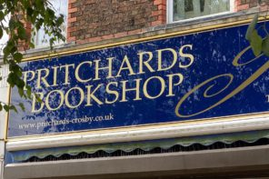 September's Bookshop of the Month – Pritchards Bookshop
