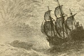 The Mayflower – 400th Anniversary: An extract from 'They Knew They Were Pilgrims'