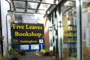 October's Bookshop of the Month – Five Leaves Bookshop