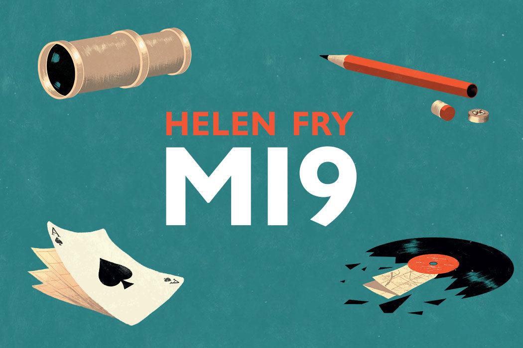 MI9 by Helen Fry