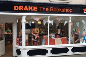 January's Bookshop of the Month – Drake the Bookshop