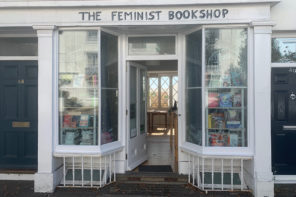February's Bookshop of the Month – The Feminist Bookshop