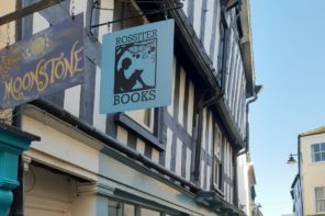 April's Bookshop of the Month – Rossiter Books