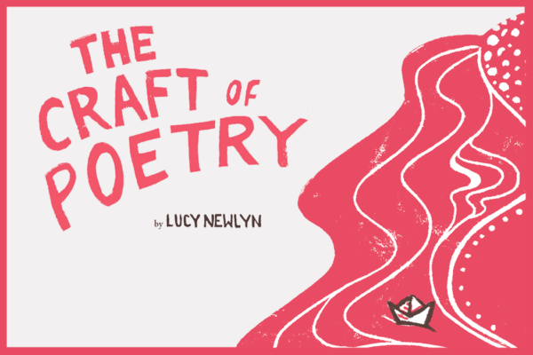 The Craft of Poetry - river detail and title