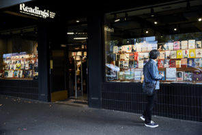 May's International Bookshop of the Month – Readings Carlton in Melbourne