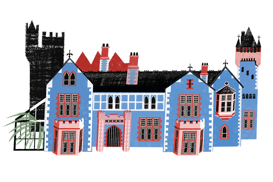 ILLUSTRATING THE STORY OF THE COUNTRY HOUSE: Q&A WITH BETHAN SCOREY