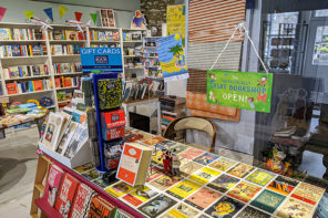 October's Bookshop of the Month – The Stripey Badger
